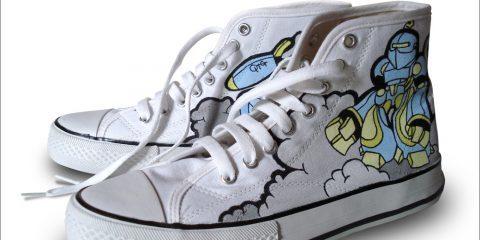 شخصیسازی کفشها و زیباتر کردن آنها به چند روش ساده