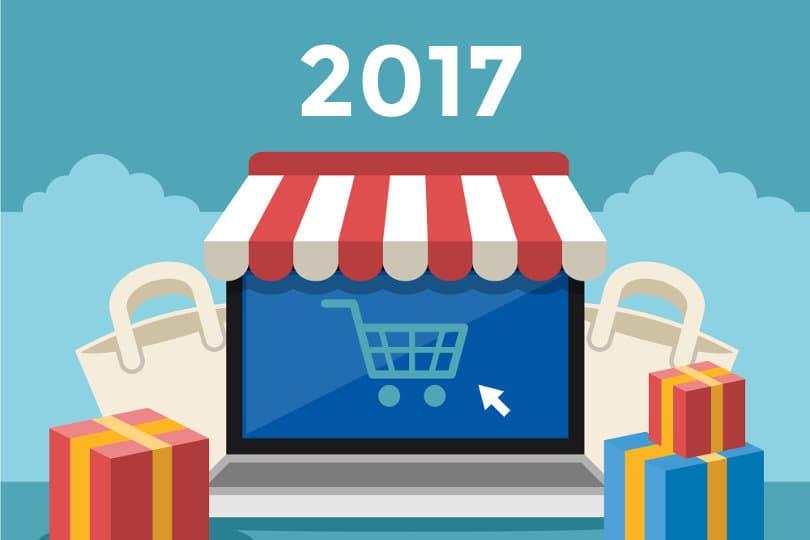 صنعت تجارت الکترونیک در سال ۲۰۱۷ چگونه است و به چه سمتی خواهد رفت؟
