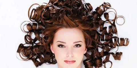فرکردن موها به طور طبیعی بدون استفاده از ابزارهای حرارتی