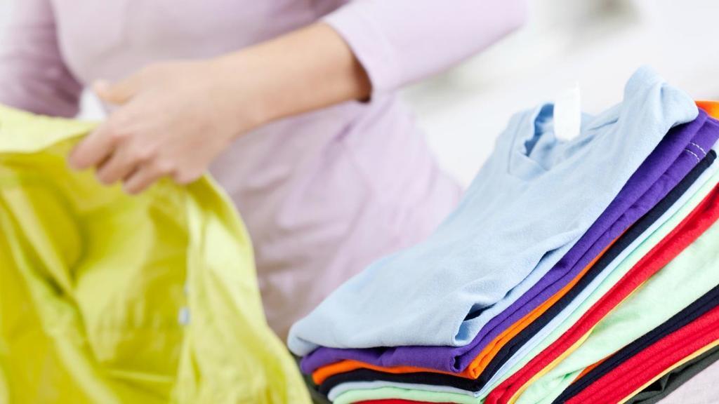 شستن با آب داغ در ماشین لباسشویی لباسهای پنبهای شما را کوچک می کند