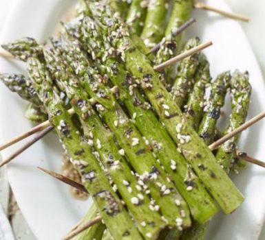 مارچوبه مواد غذایی پره بیوتیک