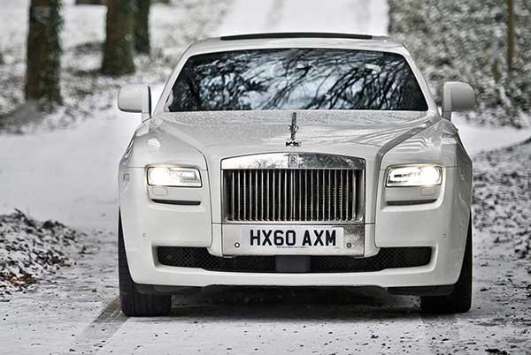 ماشین عروسی کلاسیک