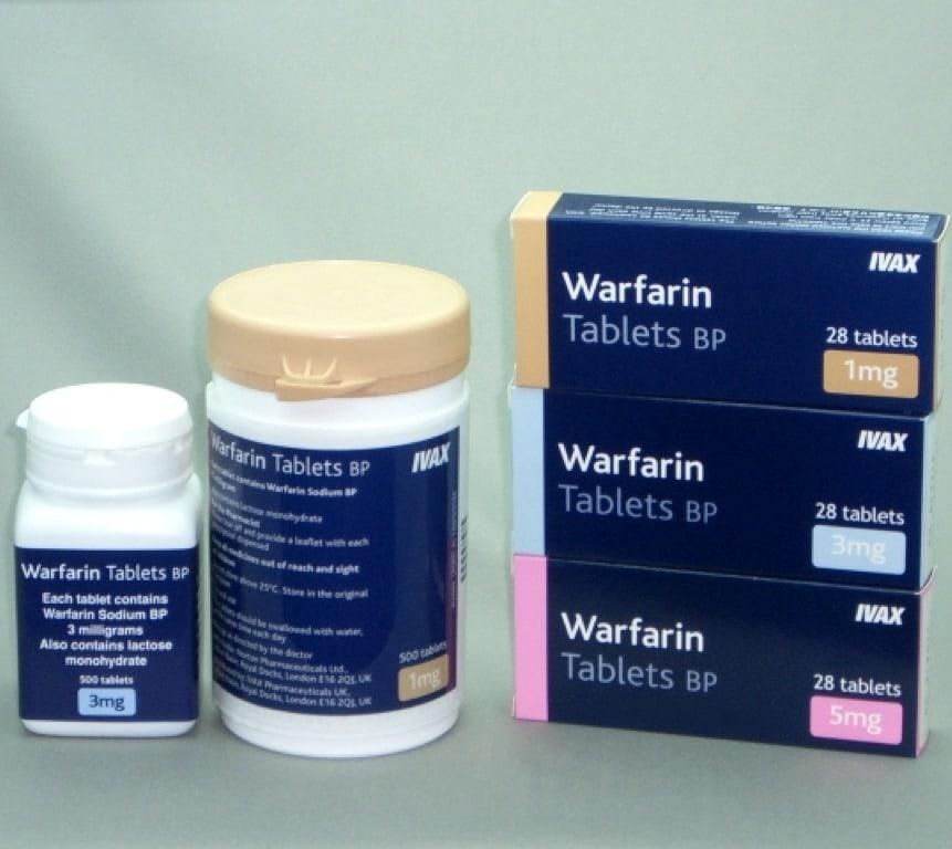 وارفارین : معرفی دارو، نکات کلیدی حین مصرف و عوارض این دارو