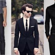 چه لباسهایی برای آقایان لاغر و قدبلند مناسب است؟
