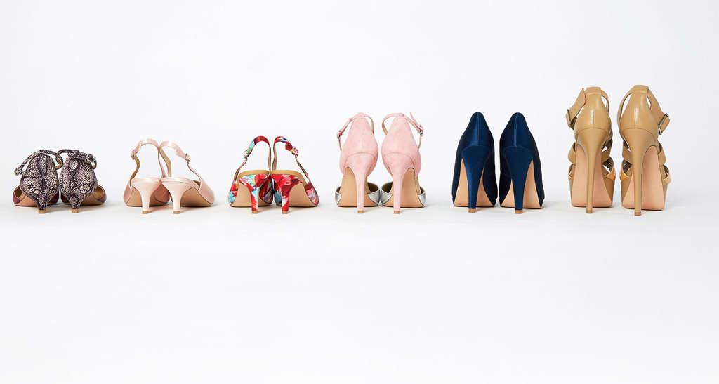 چه کفشی با کدام ارتفاع پاشنه مناسب شماست؟ آن را با چه لباسهایی باید بپوشید؟