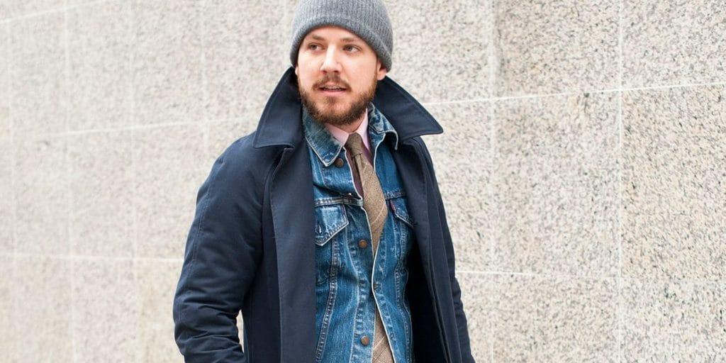 اصول روی هم پوشیدن لباسهای مردانه در ده گام ساده