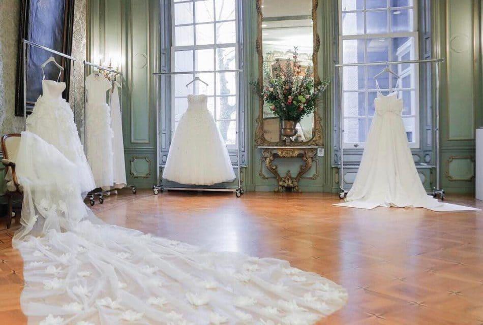 با فرم اندامی که دارید کدام مدل لباس عروس مناسب شما است؟