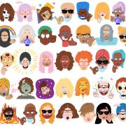 تبدیل سلفی به استیکر کارتونی توسط گوگل الو (Google Allo)