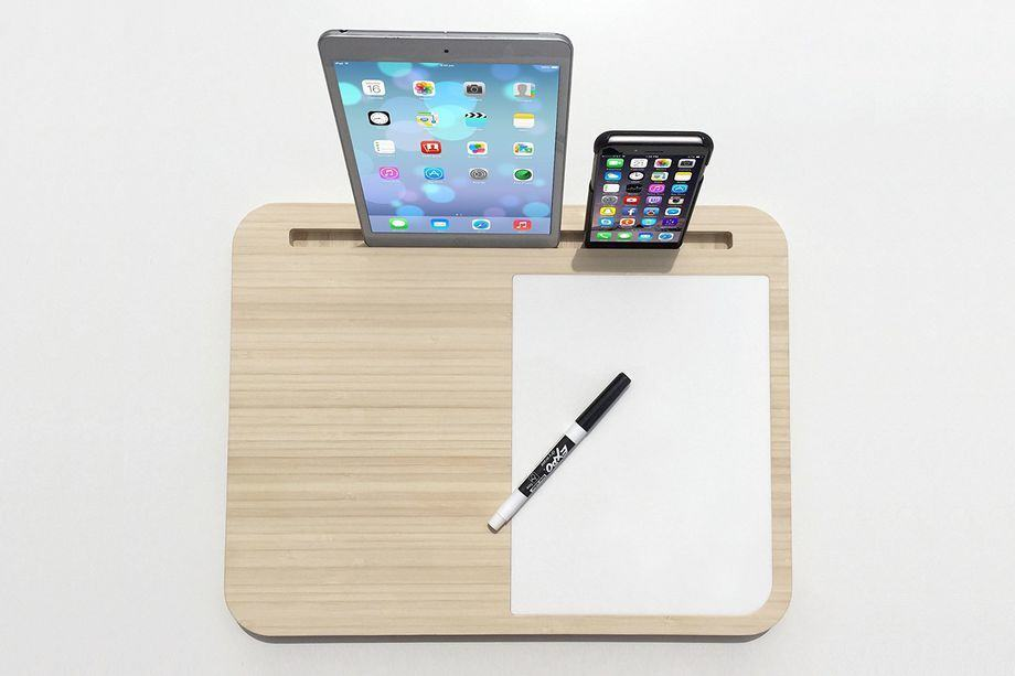 Tab LapDesk : ابزاری برای افرادی با گجتهای فراوان ولی وفادار به تخته سفید