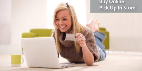 خرید اینترنتی در منزل و دریافت حضوری در خارج از منزل
