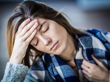 نشانه های سندرم خستگی مزمن