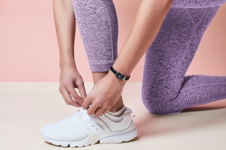 دستبند سلامتی Ringly Go برای افرادی با تیپهای خاص