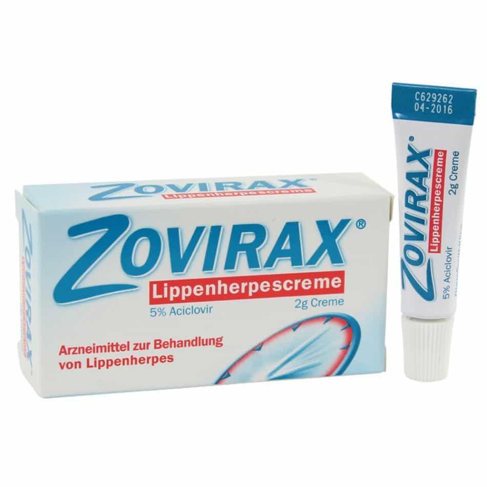 داروی زوویراکس