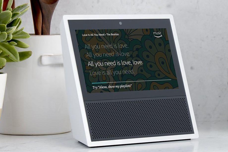 توسعه مهارت های الکسا برای اکو شو آمازون (Echo Show)