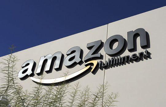 فروشگاه اینترنتی آمازون و سرویس حمل و نقل آن