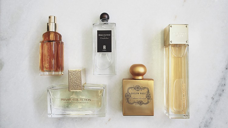 انتخاب عطر مناسب از میان انواع عطر