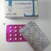 نکات کلیدی در مورد مصرف نورتریپتیلین