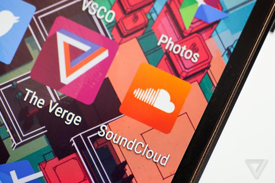 ویژگی Upload برای ایجاد پلی لیست شخصی در Soundcloud