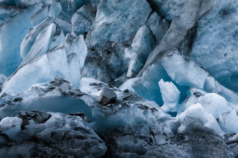 پیشگیری از ذوب شدن یخچال های طبیعی توسط ماشینهای برفی