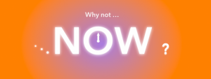 چرا همین حالا نه
