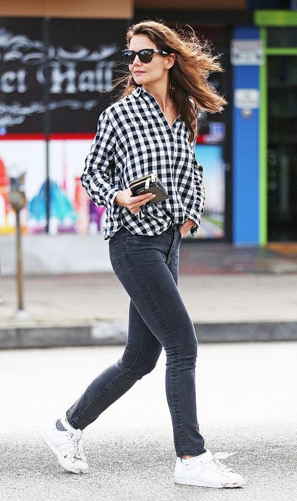 روشهای جدید برای پوشیدن کفشهای زنانه