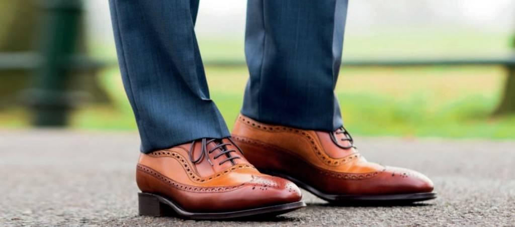 تاریخچه کفش رسمی مردانه ، انواع آن و استایل مناسب آن