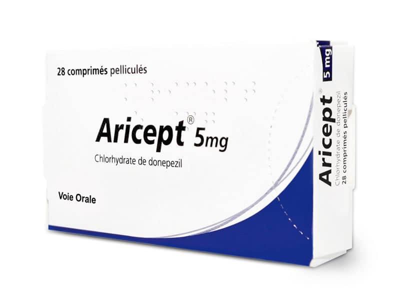 معرفی داروی آریسپت(Aricept)یا دانپزیل– موارد مصرف،عوارض جانبی و نکات مهم