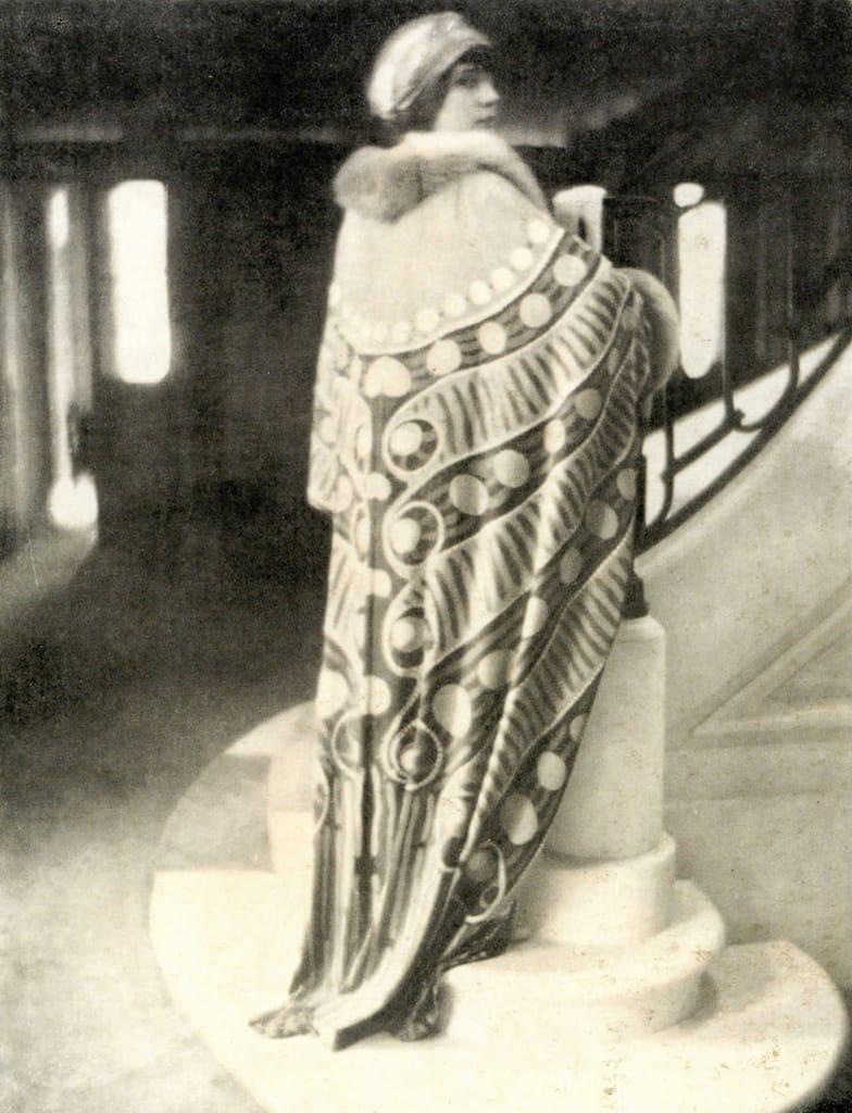 پل پوآرو طراح لباس فرانسوی و تاثیراتی که در دنیای مد گذاشت