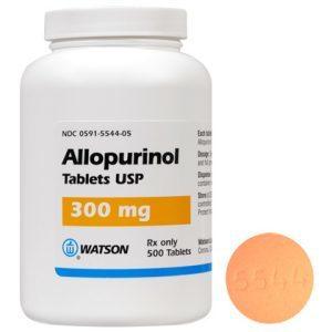 آشنایی با دارو آلوپورینول