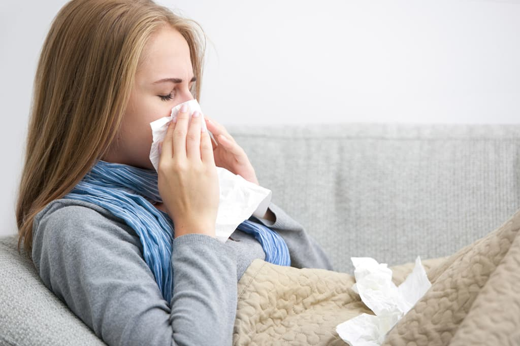 آنفلونزا شایعترین عامل درد بدن