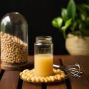 آکوا فابا یا آب نخود جایگزین تخم مرغ