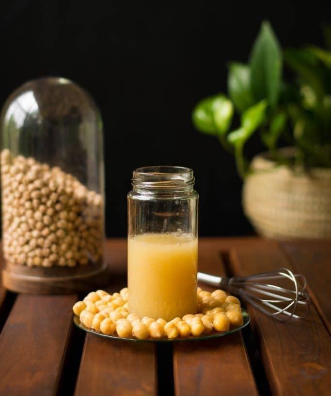 آکوا فابا جایگزین تخم مرغ در رژیمهای گیاهی