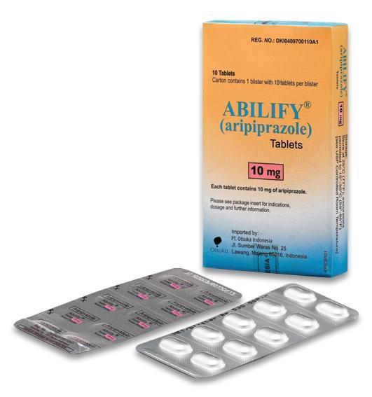 معرفی داروی ابیلیفای (Abilify) یا آریپیپرازول (aripiprazole)