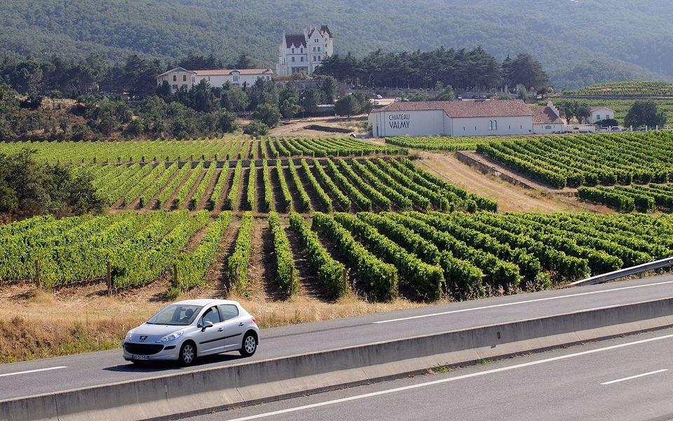 امنیت جاده ها در اروپا