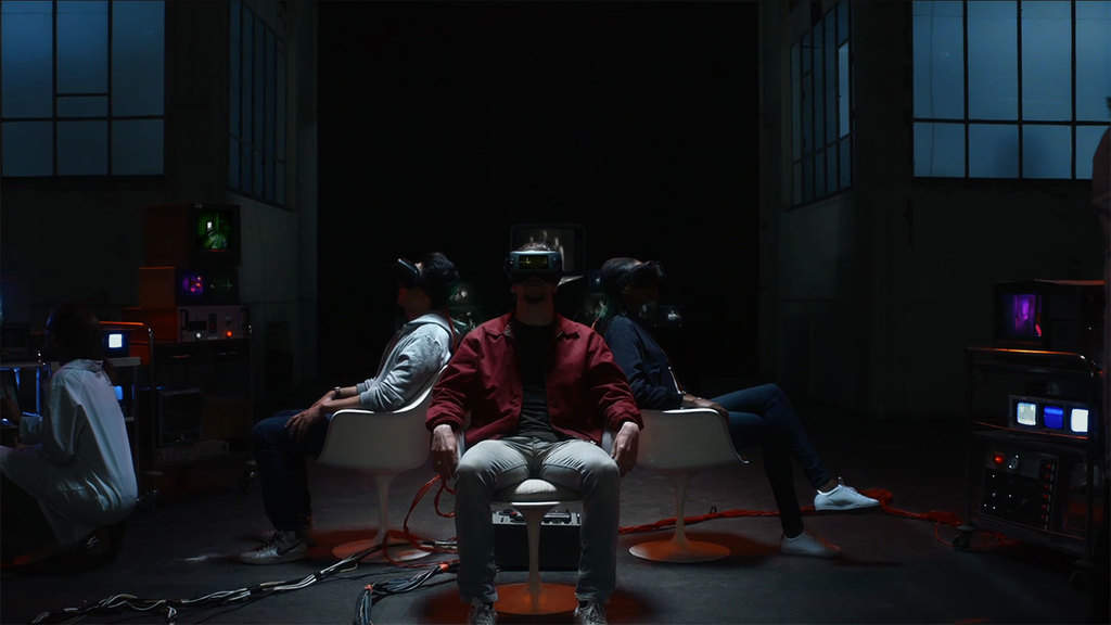انتقال واقعیت مجازی