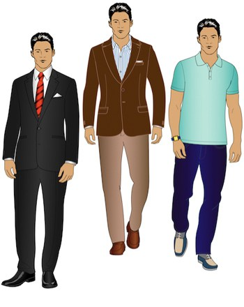 هشت مورد مهم در ظاهر آقایان