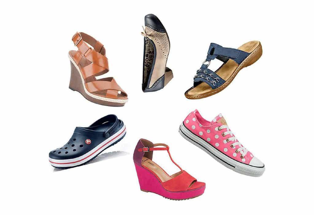 این کفشهای زنانه در تابستان سال جاری مد روز خواهند بود