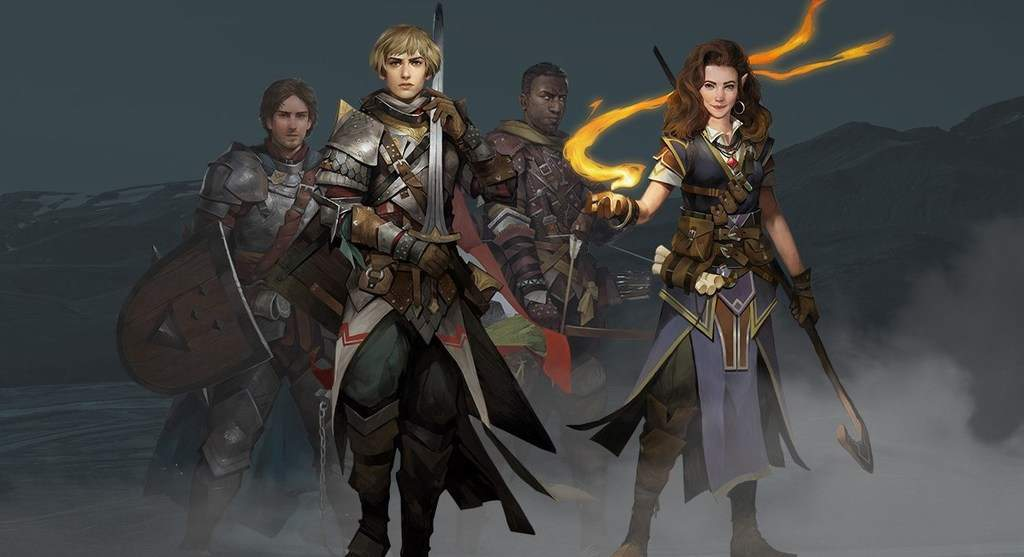 جدیدترین بازی Pathfinder Kingmaker