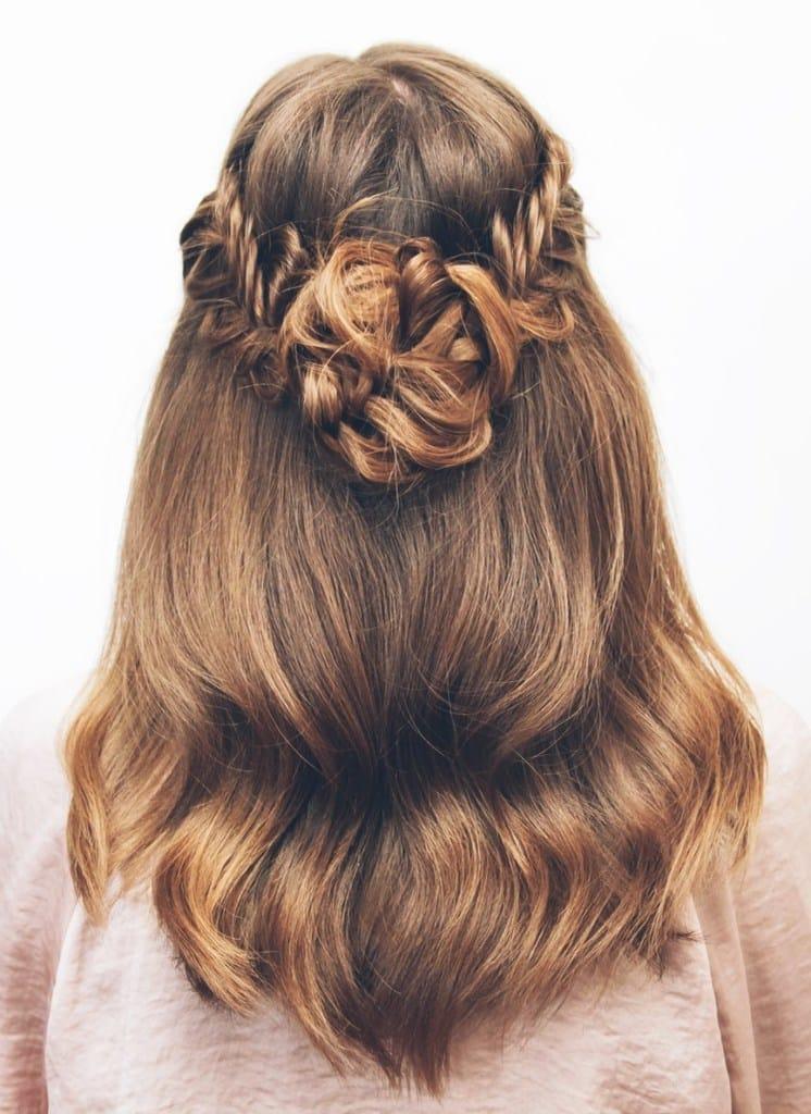 روش هایی برای داشتن موهای پرپشت