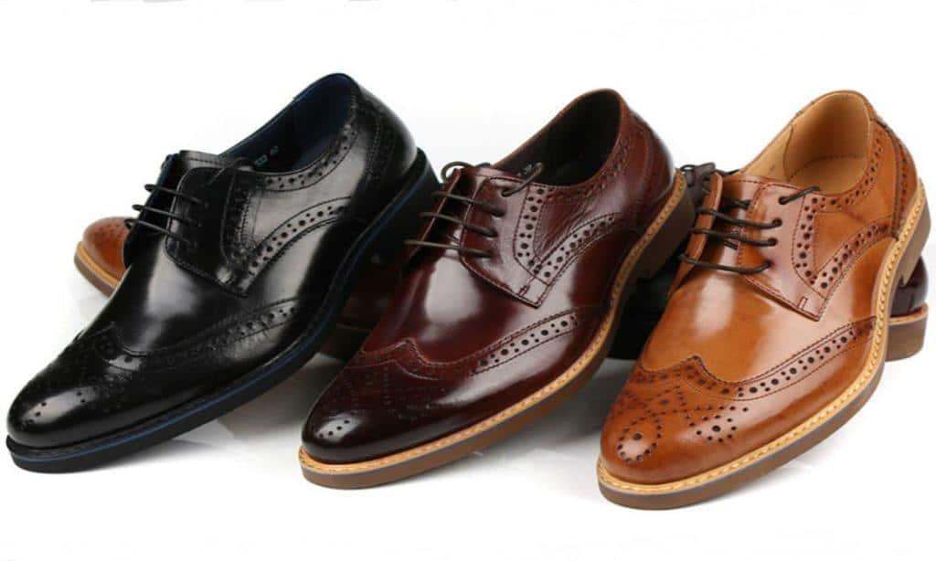 روش نرم کردن کفشهای چرم