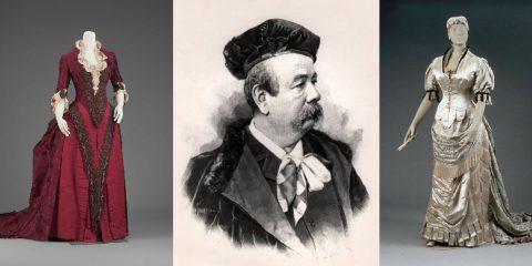 با چارلز فردریک ورث بنیانگذار فشن سطح بالا در جهان بیشتر آشنا شوید