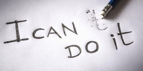 تشویق به جای نا امیدی