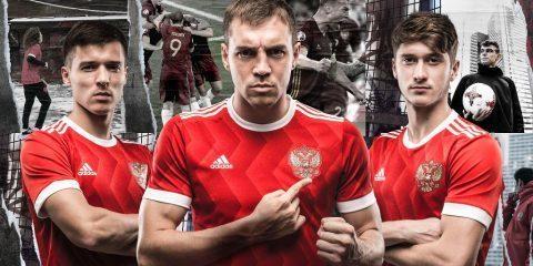 اعضای تیم ملی روسیه