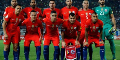 فوتبال تیم ملی شیلی