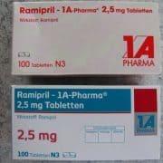 داروی رامیپریل