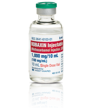 معرفی داروی روباکسین