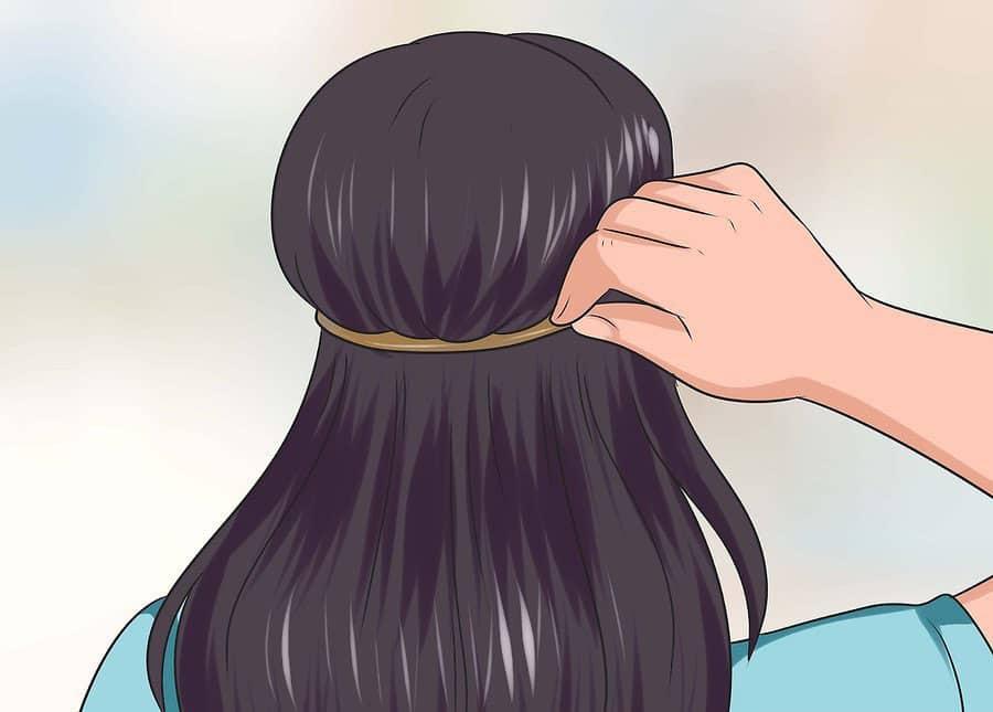 درست کردن موها به چند روش ساده و زیبا