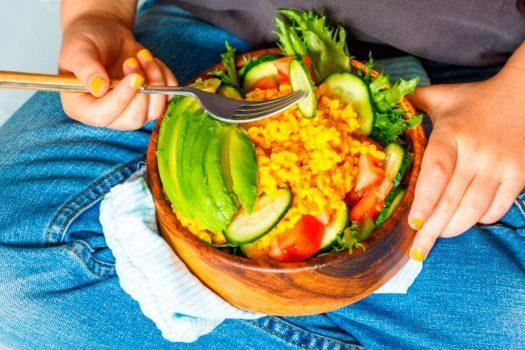 مضرات رژیم غذایی گیاهخواری برای کودکان