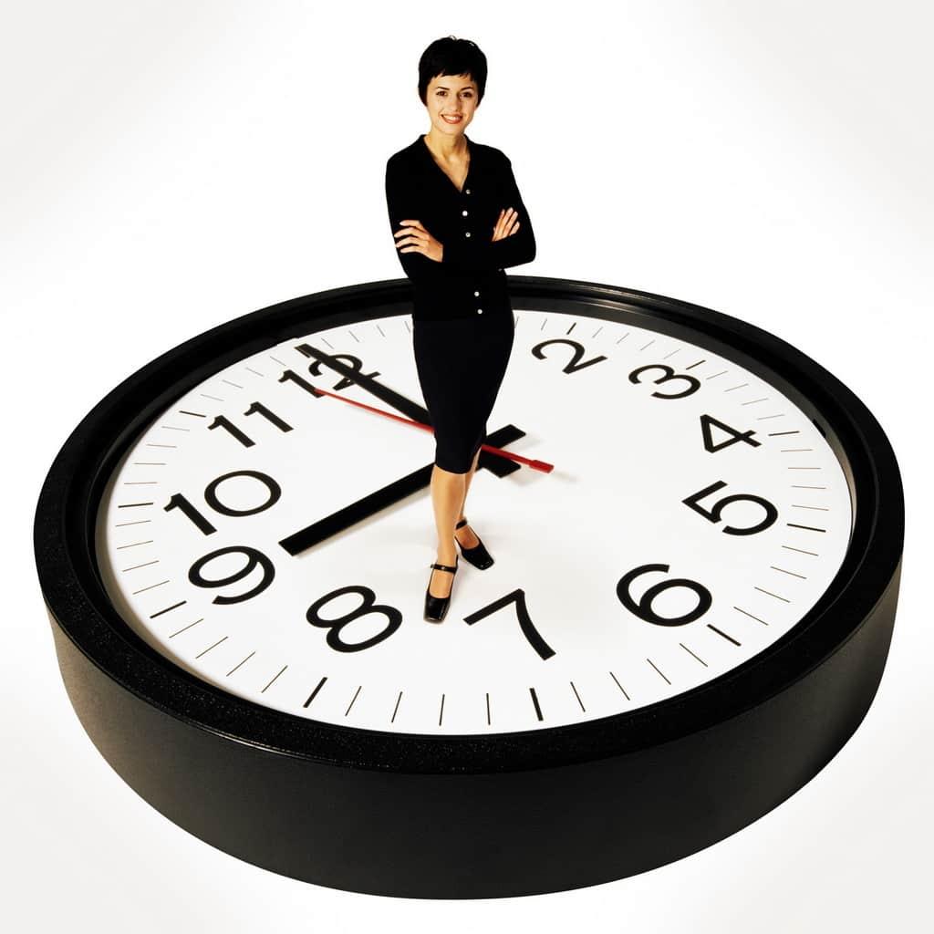 تمرکز بر زمان ، مدیریت انرژی