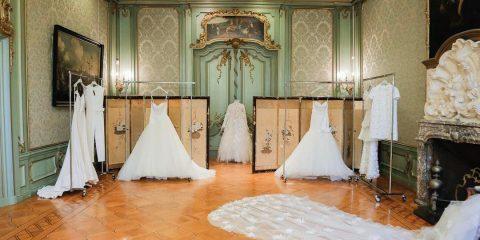 زیباترین و محبوبترین ترندهای لباس عروس در سال 2017